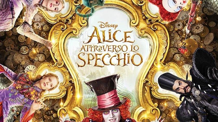 HD - Alice attraverso lo Specchio: Teaser Trailer