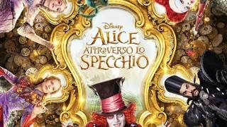 Alice Attraverso lo Specchio:  Teaser Trailer