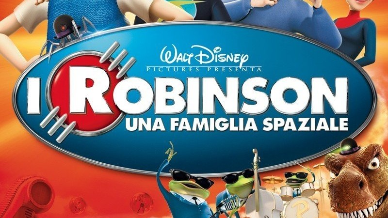 I Robinson - una Famiglia Spaziale