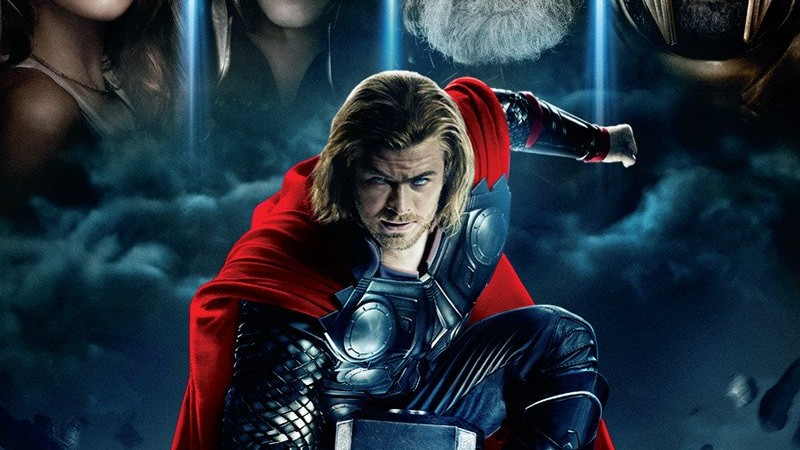 HD - Thor: Clip - You are Big