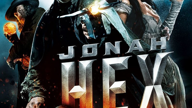 Jonah Hex: Trailer Preview