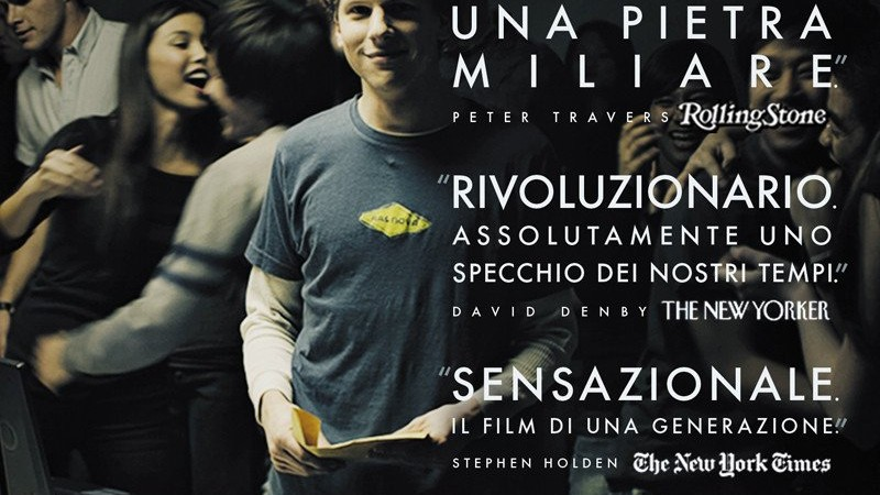 The Social Network: Spot TV - 2 (Italiano)