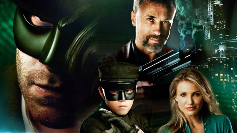 HD - The Green Hornet: Trailer Italiano