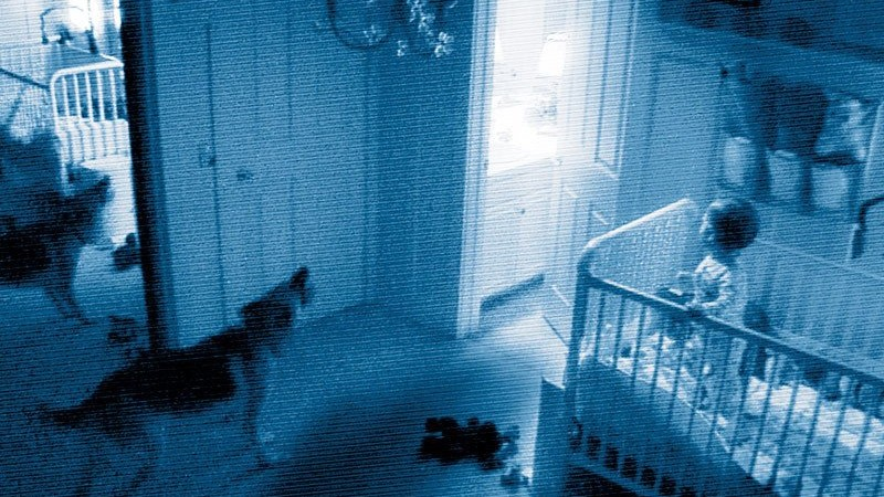 HD - Paranormal Activity 2: Full Trailer Italiano