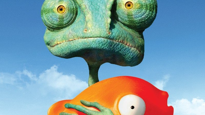 HD - Rango: Teaser Trailer Italiano