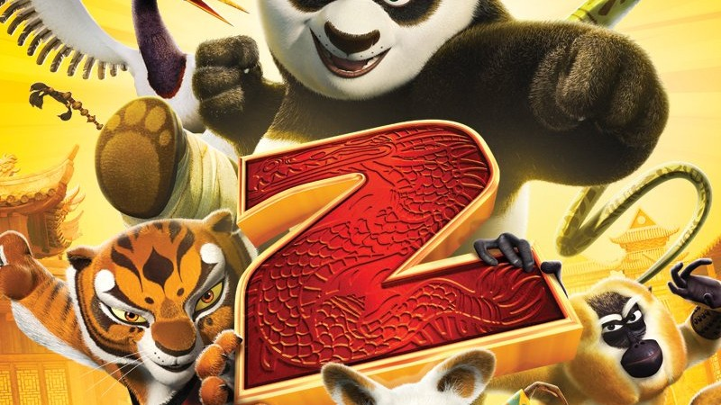 HD - Kung-Fu Panda 2: Spot TV - SuperBowl (Italiano)