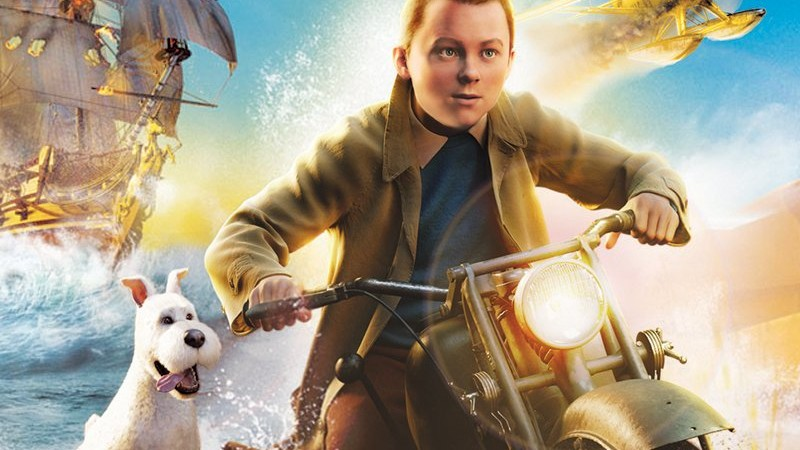 HD - Le Avventure di Tintin - Il Segreto dell'Unicorno: Teaser Trailer Italiano