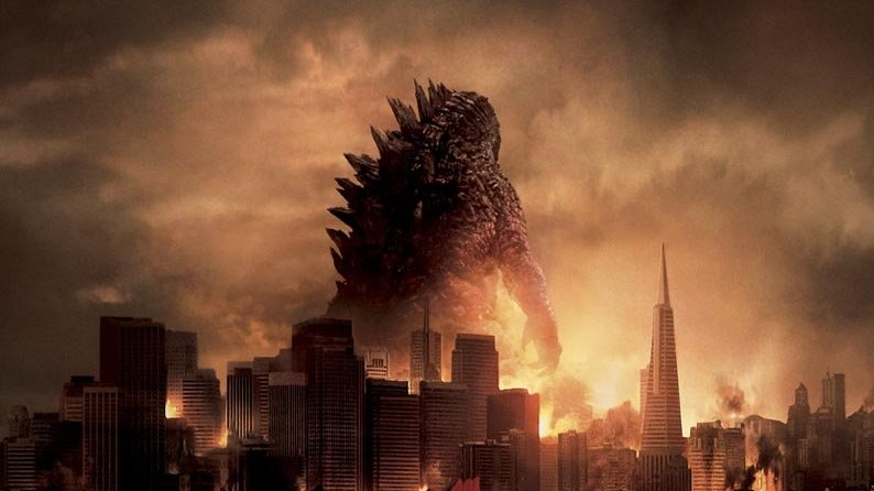 HD - Godzilla: Spot TV - Via (Italiano)