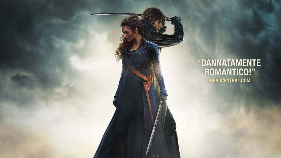 HD - PPZ - Pride + Prejudice + Zombies: Trailer Italiano