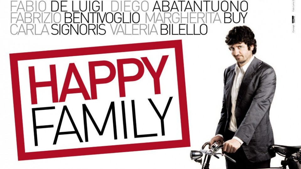 Happy Family: Trailer