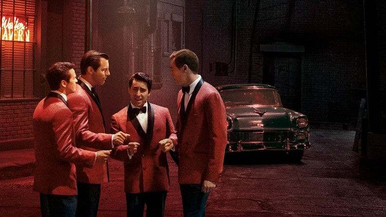 HD - Jersey Boys: Spot TV - 1 (Italiano)