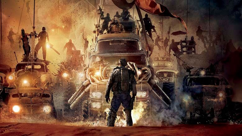 HD - Mad Max - Fury Road: Comic-Con Trailer Italiano