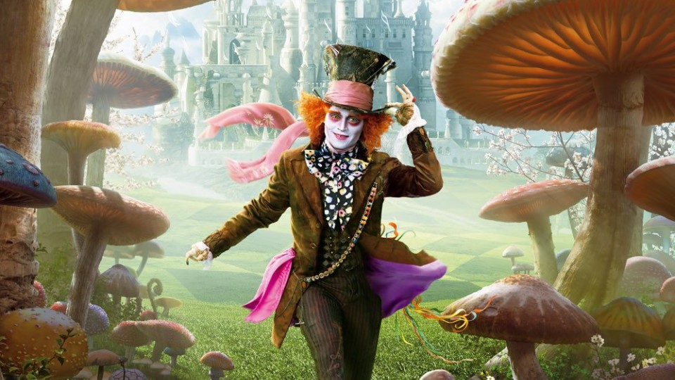HD - Alice in Wonderland: Spot TV (Super Bowl)
