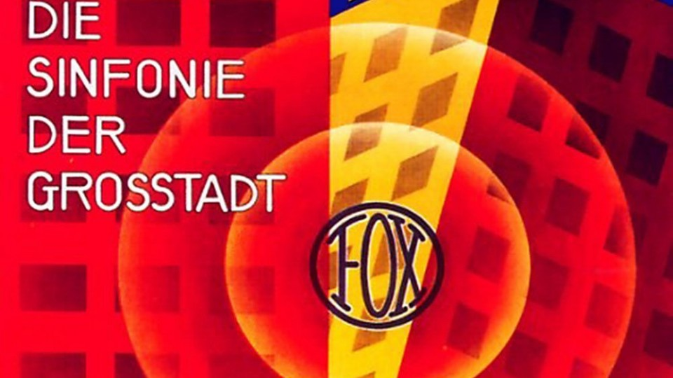 Berlin: Die Sinfonie Der Grosstadt