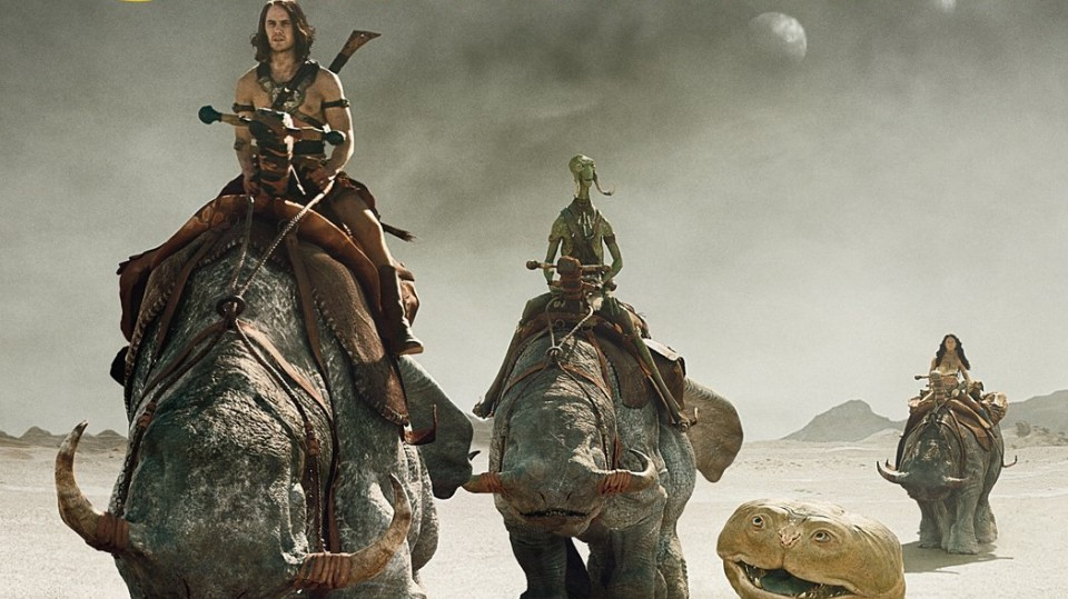 HD - John Carter: Spot TV - SuperBowl (Italiano)