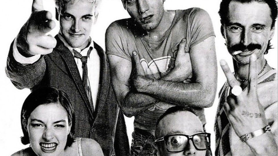 Trainspotting: Trailer Italiano