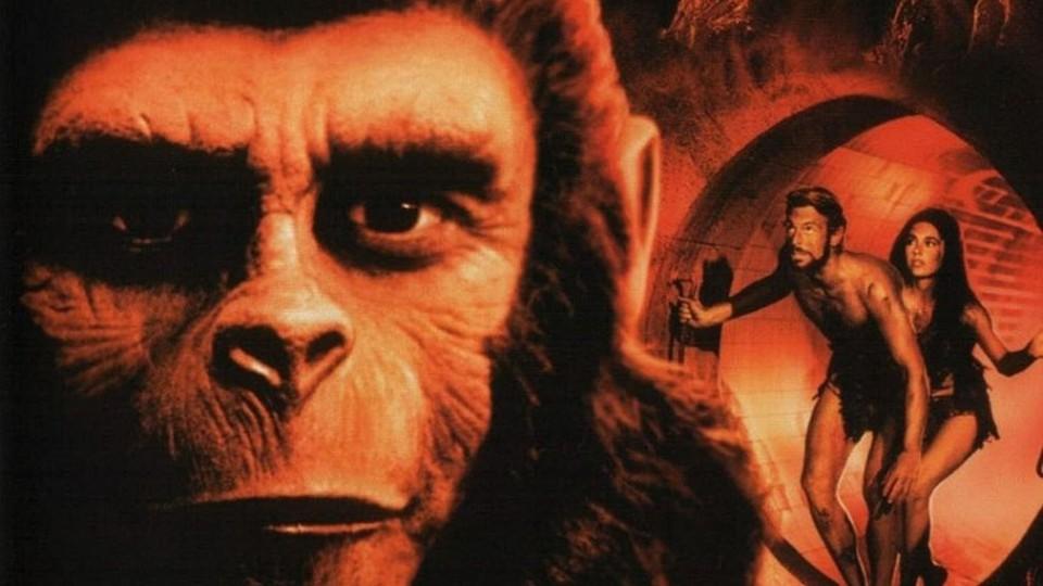 L'altra Faccia Del Pianeta Delle Scimmie