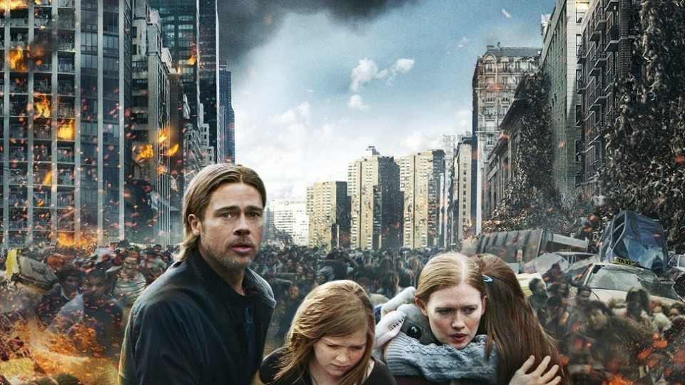 HD - World War Z: Spot TV - Arrivano (Italiano)
