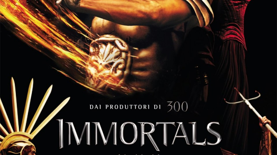 HD - Immortals: Trailer Italiano