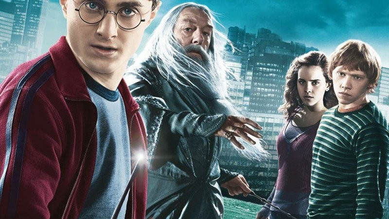 HD - Harry Potter e Il Principe Mezzosangue: Secondo Trailer Italiano