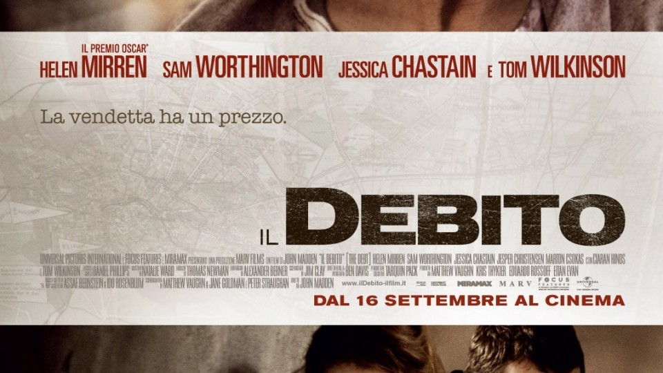 HD - The Debt: Primo Trailer