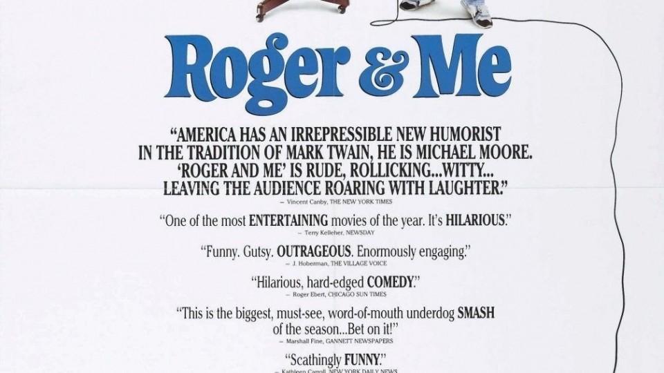 Roger and me, Roger e io