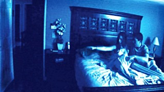 Paranormal Activity:  Trailer Italiano