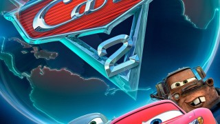 Cars 2:  Turntable - Carl Attrezzi