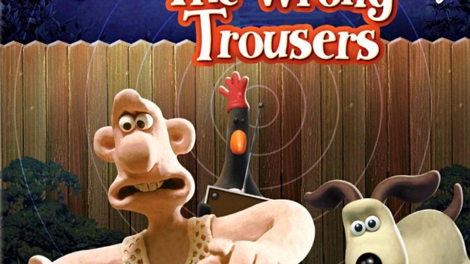 Wallace & Gromit - i Pantaloni Sbagliati