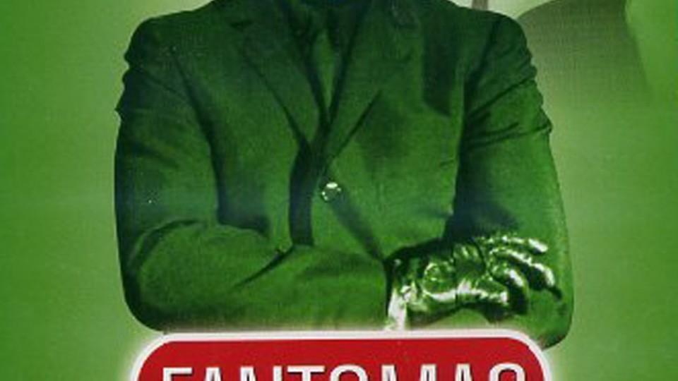 Fantomas minaccia il mondo