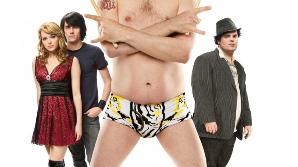 The Rocker - il Batterista Nudo