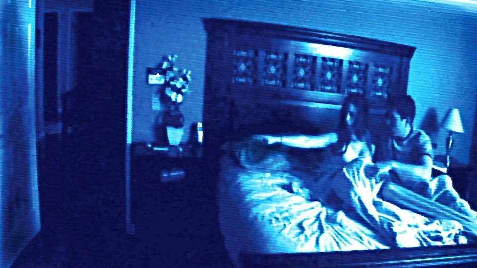 HD - Paranormal Activity: Primo Trailer