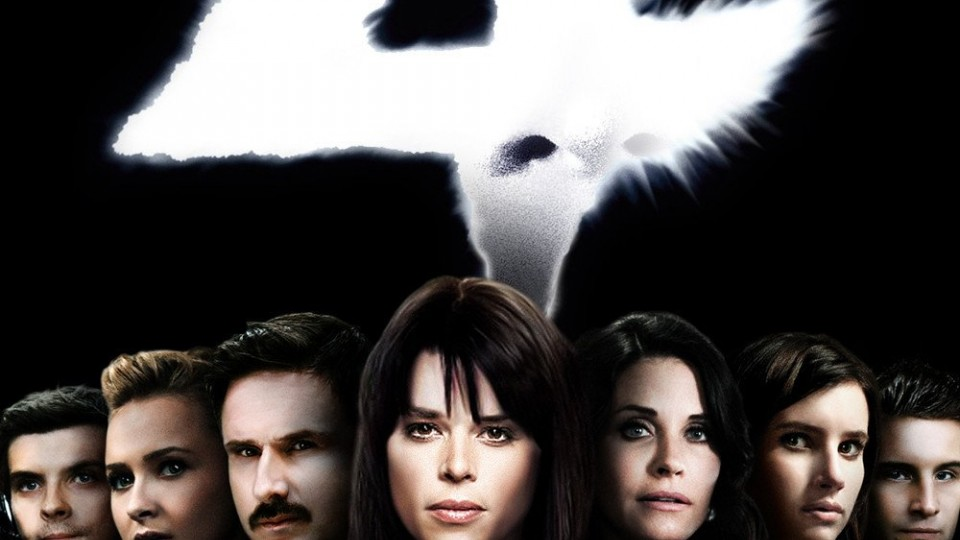 HD - Scream 4: Spot TV - 4 (Italiano)