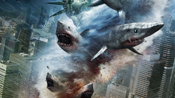 HD - Sharknado 2 - The Second One: Teaser Trailer