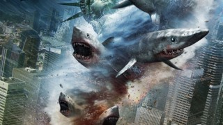 Sharknado 2: the Second One:  Teaser Trailer
