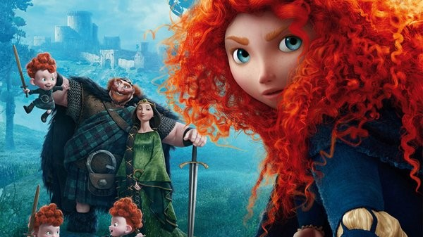 HD - Ribelle - The Brave: Full Trailer Italiano (Nuovo Titolo)