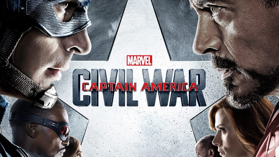 HD - Captain America - Civil War: Promo ‪#‎TeamIronMan
