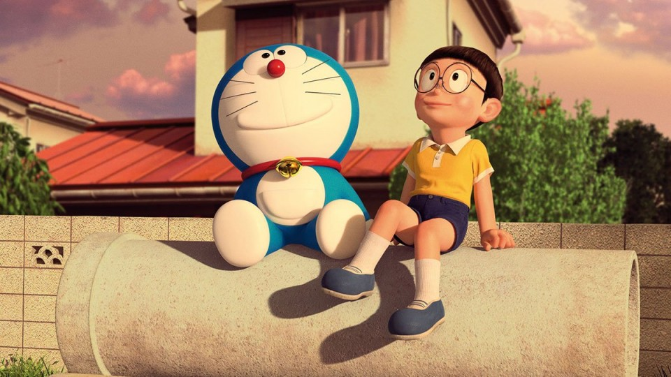 HD - Doraemon 3D: Trailer Italiano