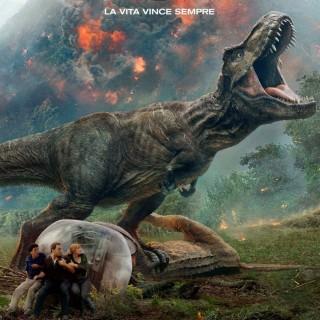 HD - Jurassic World - Il Regno Distrutto: Trailer Italiano