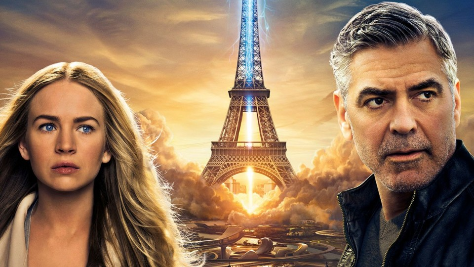 HD - Tomorrowland - Il Mondo di Domani: Full Trailer