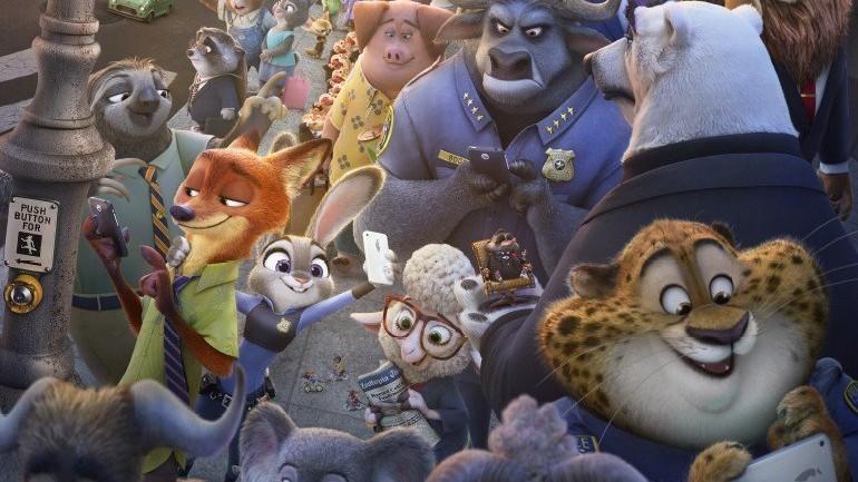 HD - Zootropolis: Teaser Trailer