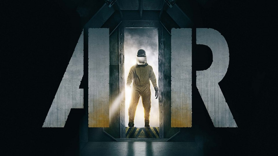 HD - Air: Teaser Trailer (Comic-Con)