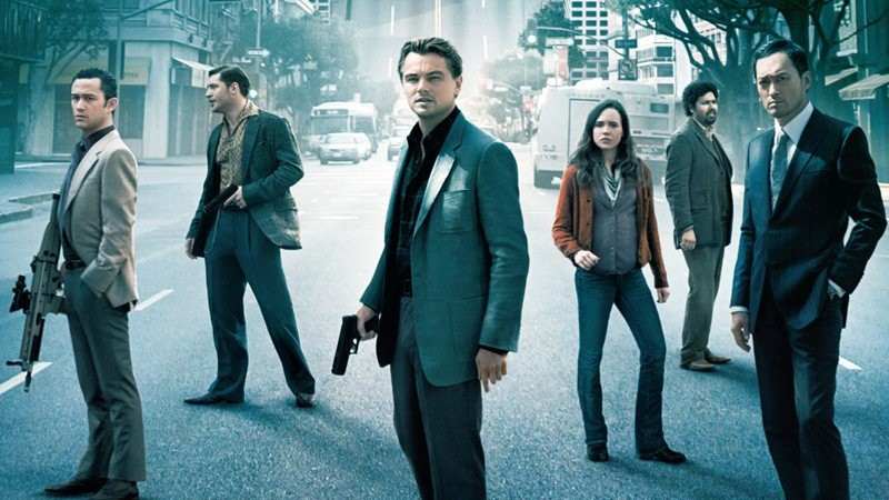 Inception: Trailer Iternazionale (Giapponese)