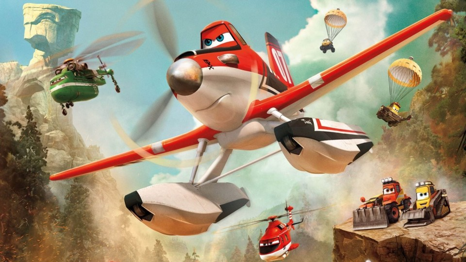 HD - Planes 2 - Missione Antincendio: Trailer Italiano