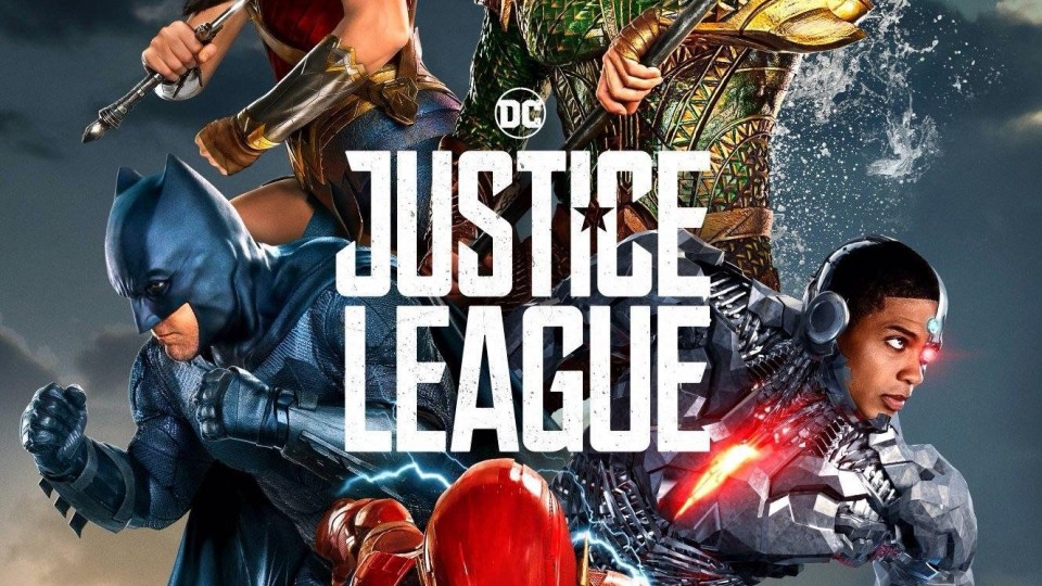HD - Justice League: Teaser Trailer del Comic-Con