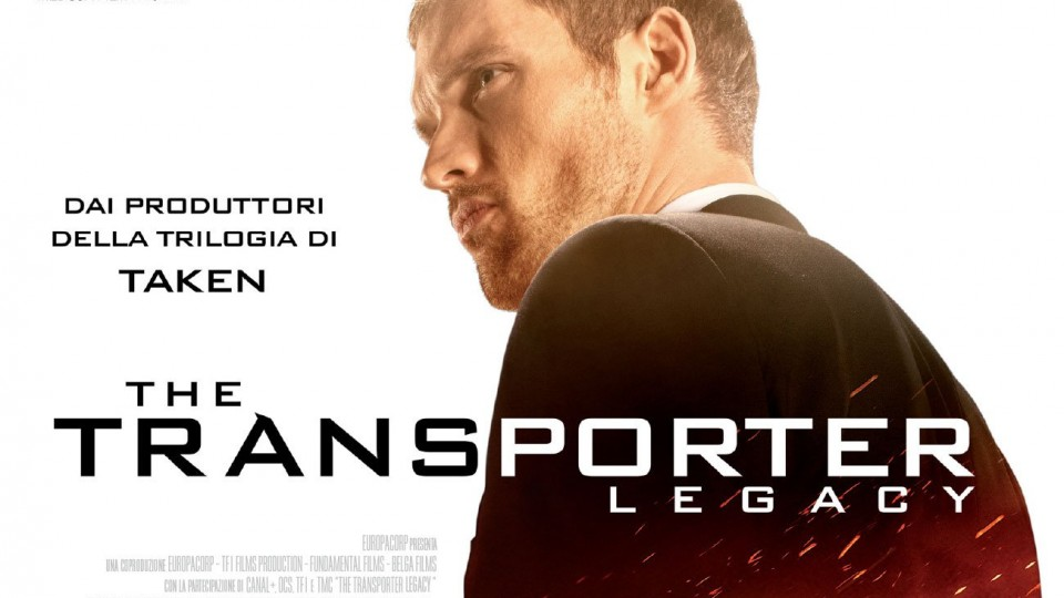 HD - The Transporter Legacy: Trailer Italiano
