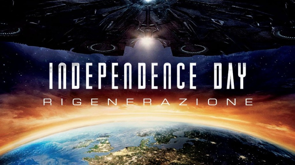 HD - Independence Day - Rigenerazione: Full Trailer Italiano