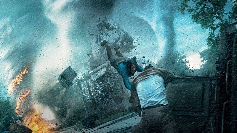 Into the Storm:  Full Trailer Italiano