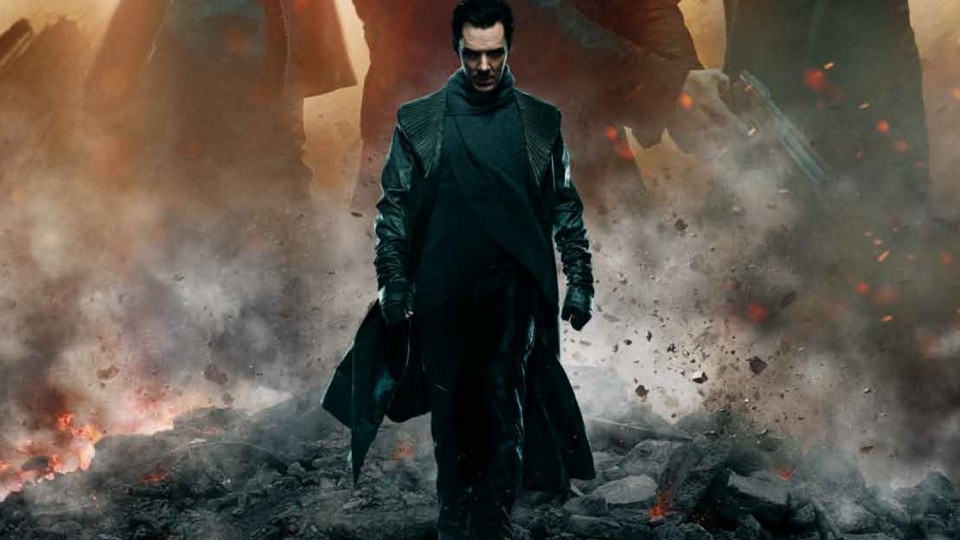 HD - Star Trek Into Darkness: Clip - Inseguimento