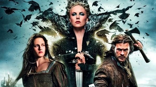 HD - Biancaneve e il Cacciatore: Full Trailer Italiano